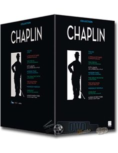 Charlie Chaplin collection 1 - DVD (2011)
