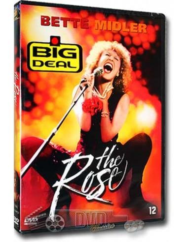 The Rose - Bette Midler, Alan Bates, Harry Dean Stanton - Mark Rydell - DVD (1979)