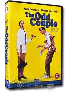 The Odd Couple 1 - Jack Lemmon, Walter Matthau - DVD (1968)