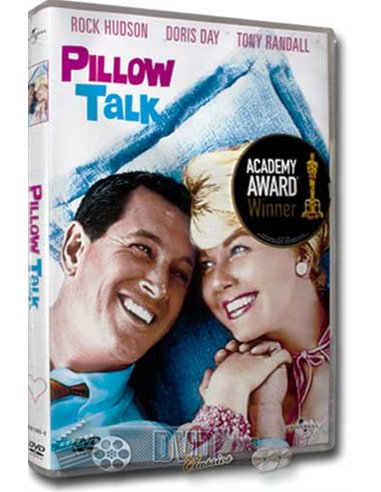 Pillow Talk - Doris Day, Rock Hudson - DVD (1959)