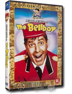 The Bellboy - Jerry Lewis - DVD (1960)
