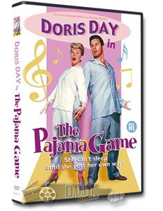 The Pajama Game - Doris Day - Stanley Donen - George Abbott - DVD (1957)