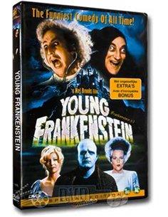 Young Frankenstein - Gene Wilder, Marty Feldman, Mel Brooks - DVD (1974)