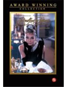 Breakfast at Tiffany's - Audrey Hepburn - DVD (1961)