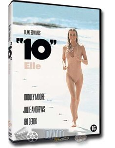 10 - Bo Derek, Dudley Moore, Julie Andrews - DVD (1979)