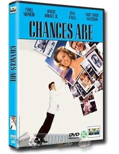 Chances Are - Cybill Shepherd, Robert Downey Jr. - DVD (1989)