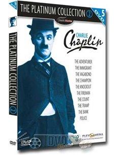 Charlie Chaplin Platinum Collectie deel 2 [5DVD]