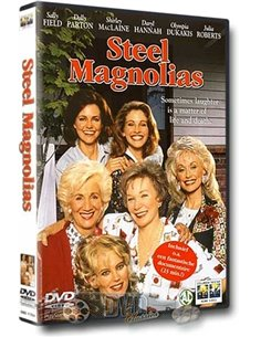 Steel Magnolias - Julia Roberts, Daryl Hannah, Dolly Parton - DVD (1989)