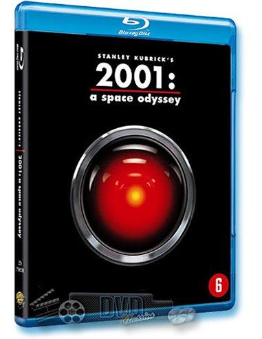 2001 - A Space Odyssey - Stanley Kubrick - Blu-Ray (1968)