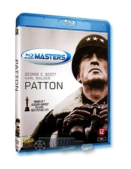 Patton - George C. Scott, Karl Malden - Blu-Ray (1970)