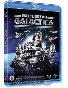 Battlestar Galactica - Dirk Benedict, Lorne Greene - Blu-Ray (1978)