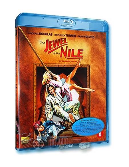 The Jewel of the Nile - Michael Douglas - Blu-Ray (1985)