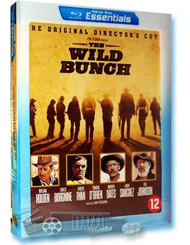 The Wild Bunch - Sam Peckinpah - Blu-Ray (1969)