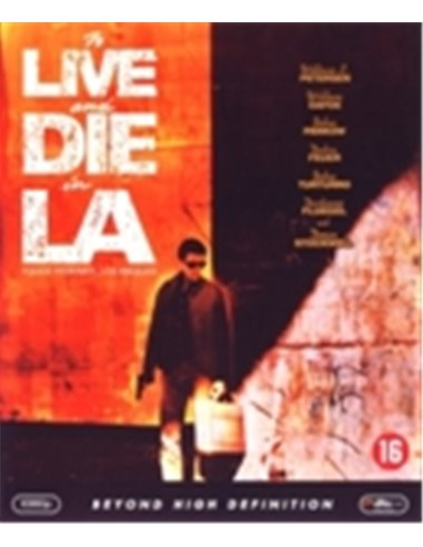 To Live and Die in L.A. - Willem Dafoe - Blu-Ray (1985)