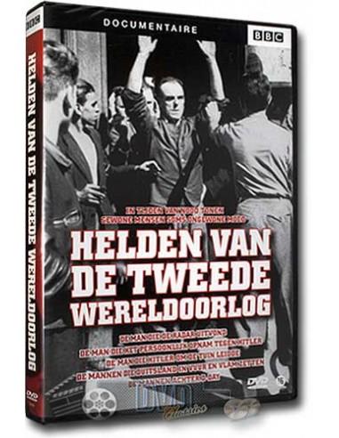 Helden van WOII - Documentaire Oorlog - DVD
