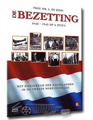De Bezetting 1940-1945 - DVD (1989)