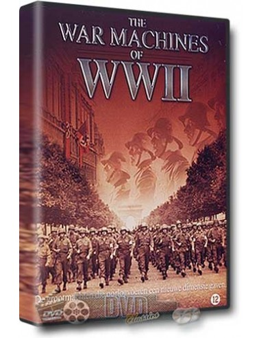 The War Machines of WWII - DVD (2007)