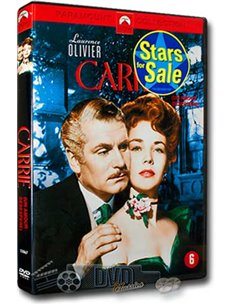 Carrie - Laurence Olivier - William Wyler - DVD (1951)