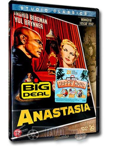 Anastasia - Ingrid Bergman, Yul Brynner - DVD (1956)