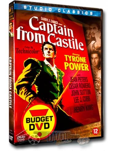 Captain from Castile - Tyrone Power - DVD (1947)
