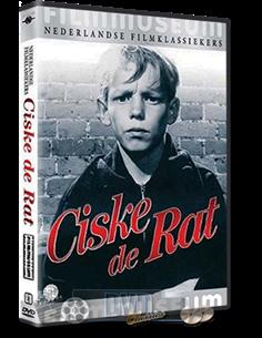 Ciske de Rat - Kees Brusse, Dick Van Der Velde - Wolfgang Staudte - DVD (1955)