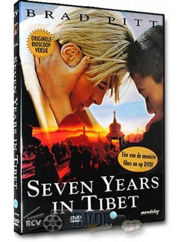 Seven Years in Tibet - Brad Pitt - DVD (1997)