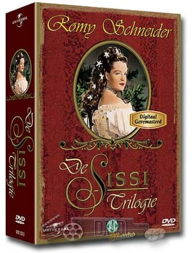 Sissi Trilogy - Romy Schneider [3DVD] - DVD (1953)