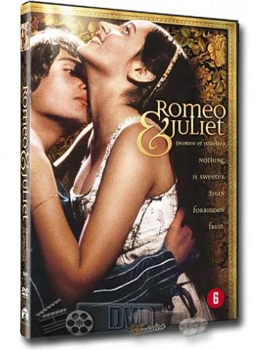 Romeo and Juliet - Olivia Hussey - Franco Zeffirelli - DVD (1968)