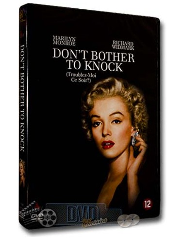 Marilyn Monroe - Don't Bother to Knock - DVD (1952)