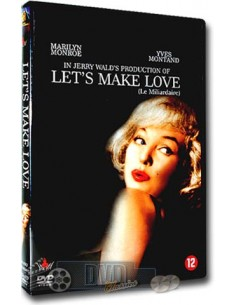 Marilyn Monroe - Let's Make Love - Yves Montand - DVD (1960)