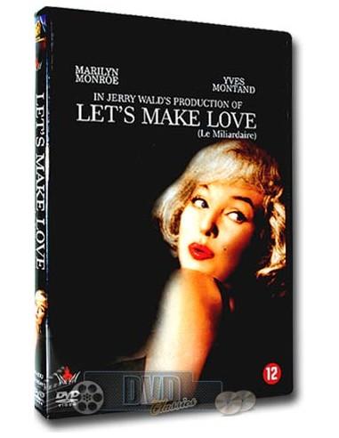 Marilyn Monroe - Let's Make Love - Yves Montand - DVD (1960)