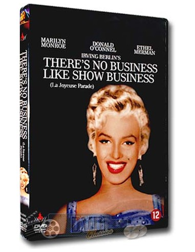 Marilyn Monroe - There's no Business like Showbusiness - DVD (1954)