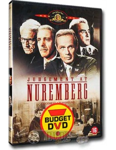 Judgment at Nuremberg - Spencer Tracy - DVD (1961)