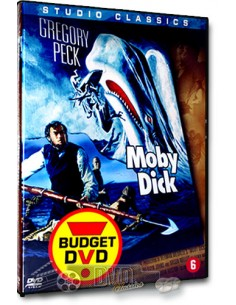 Moby Dick - DVD (1956)