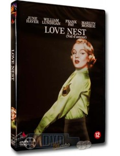 Marilyn Monroe - Love Nest - DVD (1951)