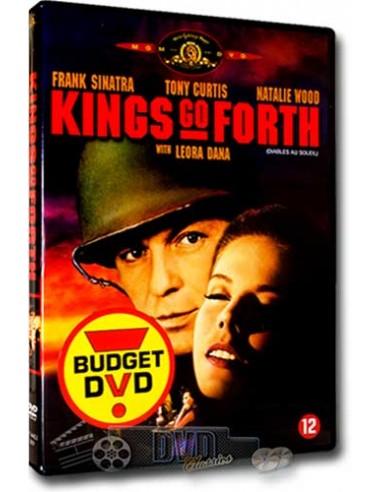 Kings go Forth - Frank Sinatra, Tony Curtis - DVD (1958