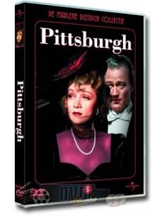 John Wayne in Pittsburgh - Marlene Dietrich - DVD (1941)