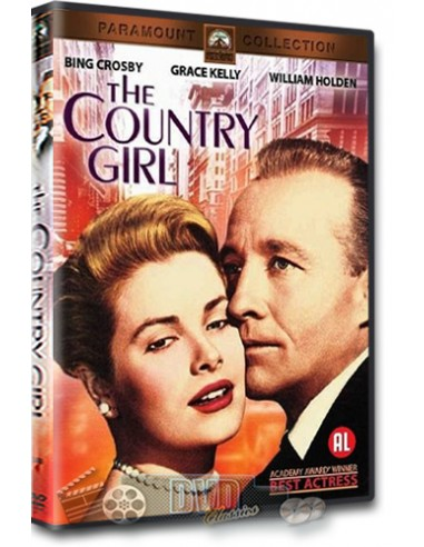 The Country Girl - Bing Crosby, Grace Kelly - DVD (1954)