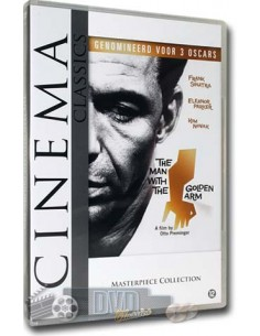 The Man with the Golden Arm - Frank Sinatra - DVD (1955)