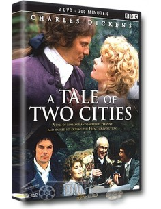 A Tale of Two Cities - Charles Dickens - BBC - DVD (1980)