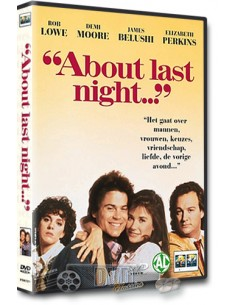 About Last Night - Demi Moore, Rob Lowe - DVD (1986)