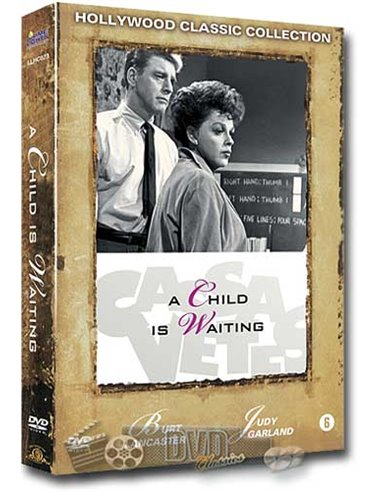 A Child is Waiting - Burt Lancaster, Judy Garland - John Cassavetes - DVD (1963)