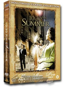 10:30 PM Summer Peter Finch, Romy Schneider, Melina Mercouri - DVD (1966)