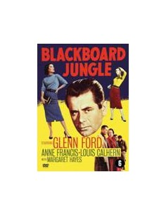 Blackboard Jungle - Glenn Ford - DVD (1955)