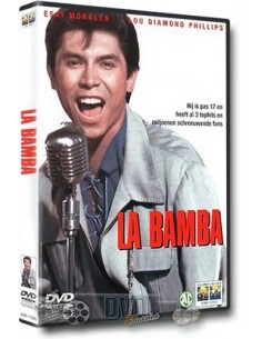 La Bamba - Lou Diamond Phillips - DVD (1987)