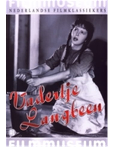 Vadertje Langbeen - Lily Bouwmeester - DVD (1938)