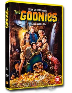 The Goonies - Steven Spielberg - Richard Donner - DVD (1985)