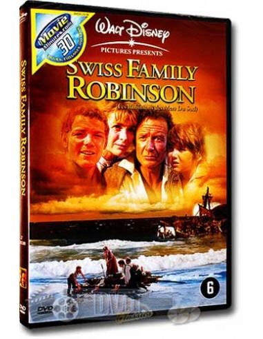 Swiss Family Robinson - Walt Disney - DVD (1960)