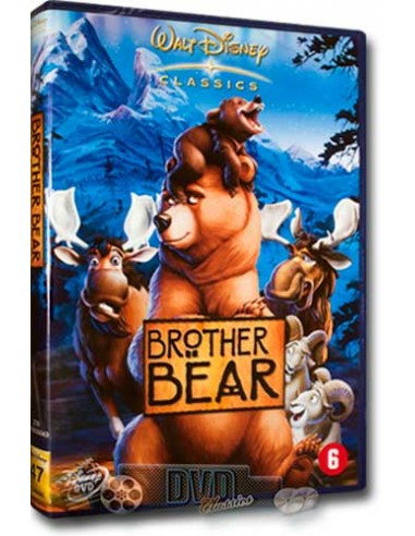 Brother Bear - Walt Disney - DVD (2003)
