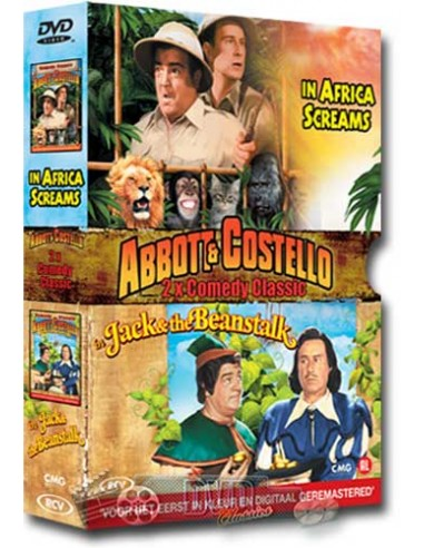 Abbott & Costello classic comedy box - DVD (2007)